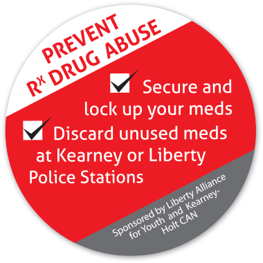 LAFY-Rx-Drug-Abuse-Stickers